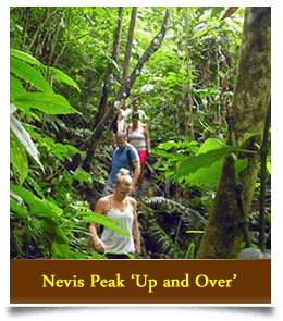 Nevis Peak Up and Down Hike