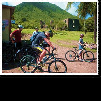 Windwardside Discovery Bike Tour